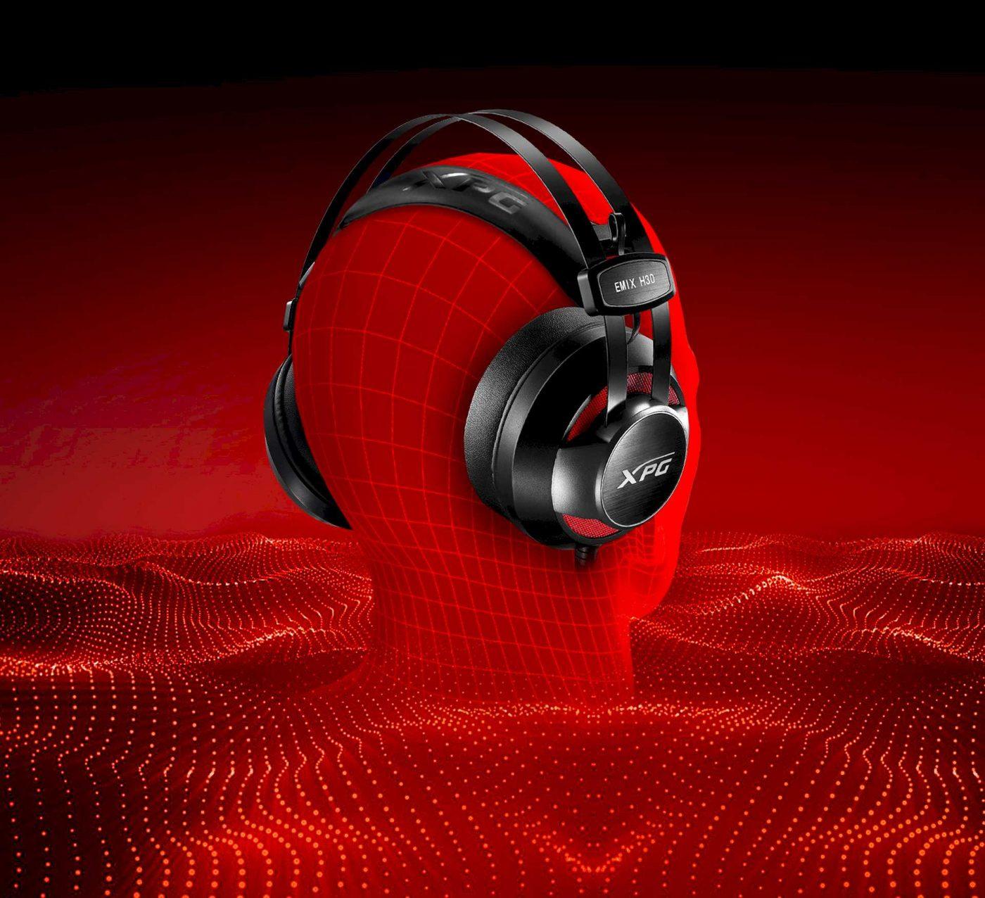 headset xpg emix h30 solox f30 7 1 von adata dgh. Black Bedroom Furniture Sets. Home Design Ideas