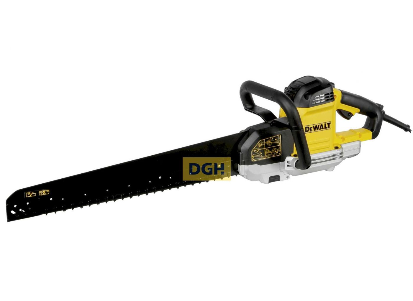 DeWalt DWE397-QS - Alligator 430 mm Spezialsäge; Best.Nr.: 401207