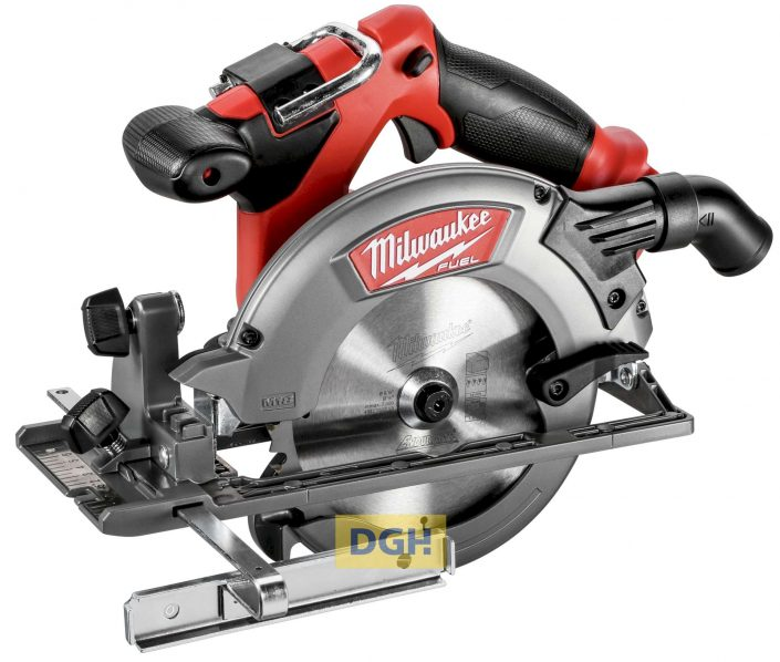 Milwaukee M18CCS55 - Akku Handkreissäge in HD-Box; Best.Nr.: 400892